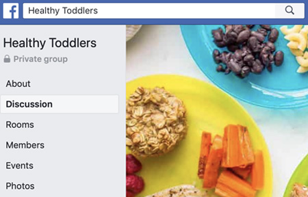 Healthy Toddlers Group