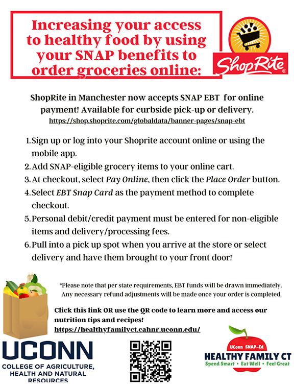ShopRite flyer