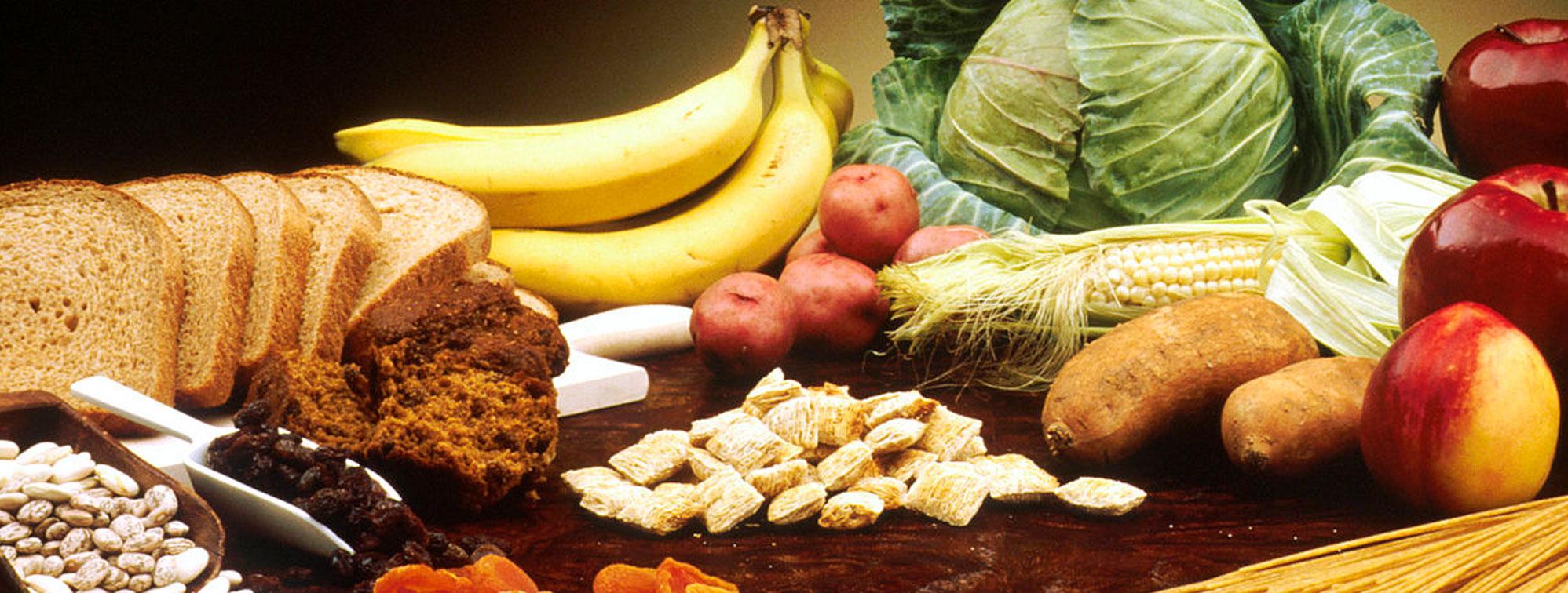 healthy foods spead